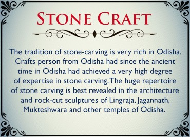 Stone Craft Odisha