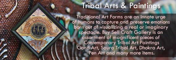 Tribal Arts & Paintings
