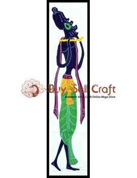 Lord Krishna Playing Flute(Bansuriwala)