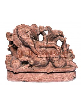 Sleeping Ganesh (8 inch)