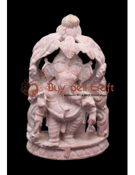 Ganesh With Tree (4 inch)