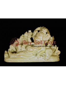 Sleeping Ganesh (12 Inch)