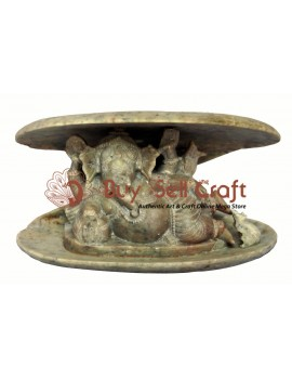 Ganesh Under Shell (6 inch)